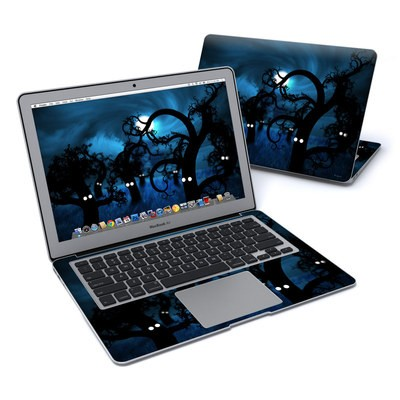 MacBook Air 13in Skin - Midnight Forest