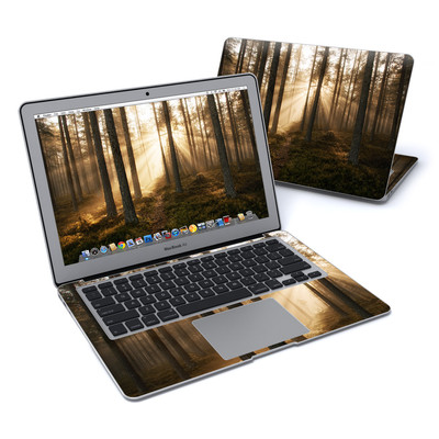 MacBook Air 13in Skin - Misty Trail