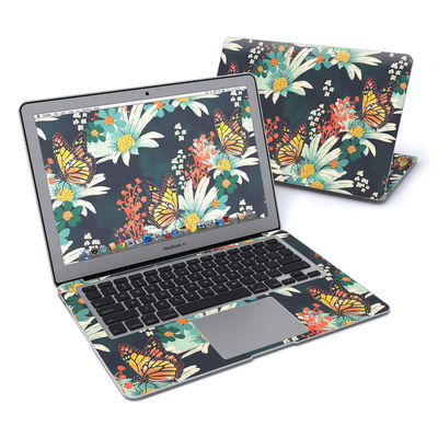 MacBook Air 13in Skin - Monarch Grove