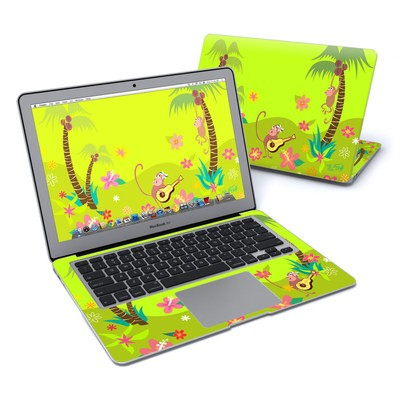 MacBook Air 13in Skin - Monkey Melody