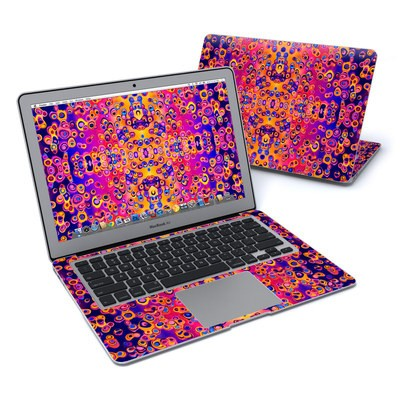 MacBook Air 13in Skin - Moonlight Under the Sea