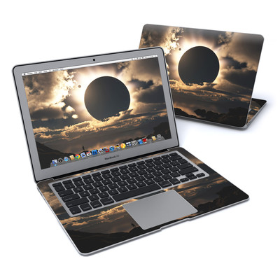 MacBook Air 13in Skin - Moon Shadow