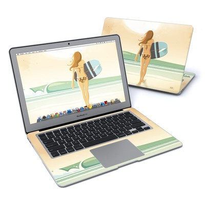 MacBook Air 13in Skin - Morning Ease