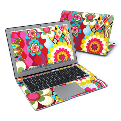 MacBook Air 13in Skin - Mosaic