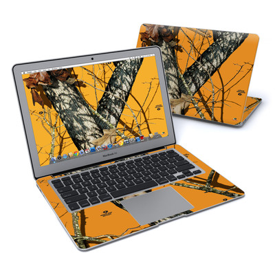 MacBook Air 13in Skin - Blaze