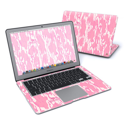 MacBook Air 13in Skin - New Bottomland Pink