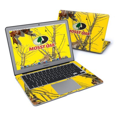 MacBook Air 13in Skin - Break-Up Lifestyles Cornstalk