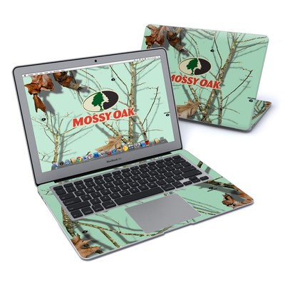 MacBook Air 13in Skin - Break-Up Lifestyles Equinox