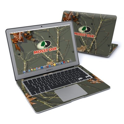 MacBook Air 13in Skin - Break-Up Lifestyles Evergreen