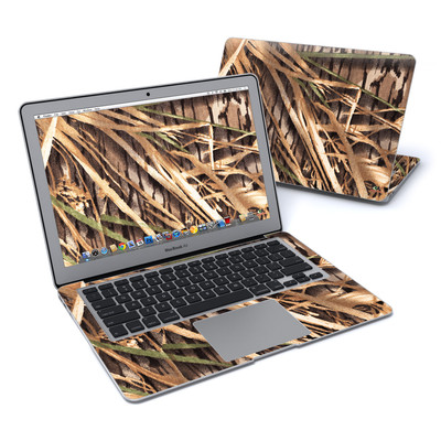 MacBook Air 13in Skin - Shadow Grass