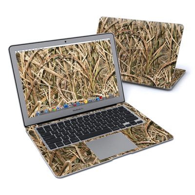 MacBook Air 13in Skin - Shadow Grass Blades