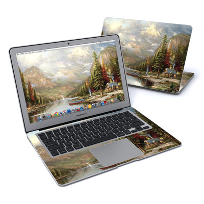 MacBook Air 13in Skin - Mountain Majesty