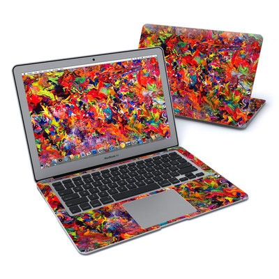 MacBook Air 13in Skin - Maintaining Sanity