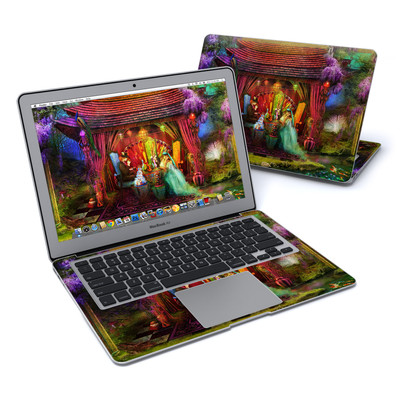 MacBook Air 13in Skin - A Mad Tea Party