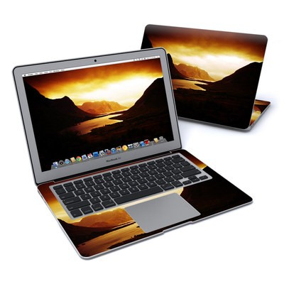MacBook Air 13in Skin - Mystic North