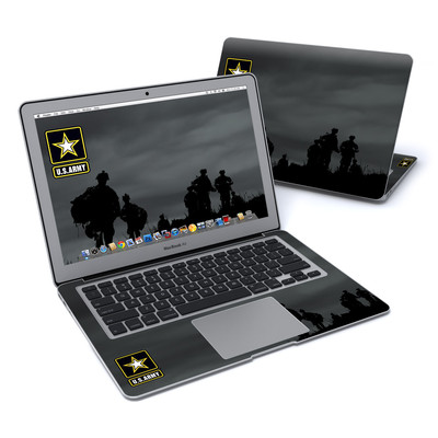 MacBook Air 13in Skin - Night Action