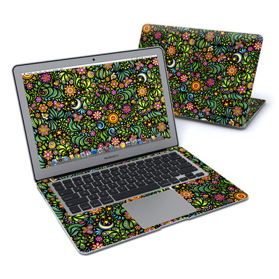 MacBook Air 13in Skin - Nature Ditzy