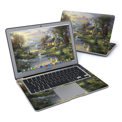 MacBook Air 13in Skin - Natures Paradise