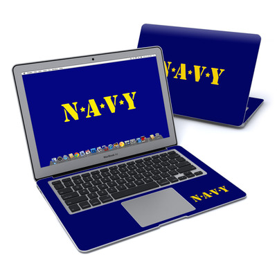 MacBook Air 13in Skin - Navy