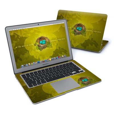 MacBook Air 13in Skin - Nest of Hope