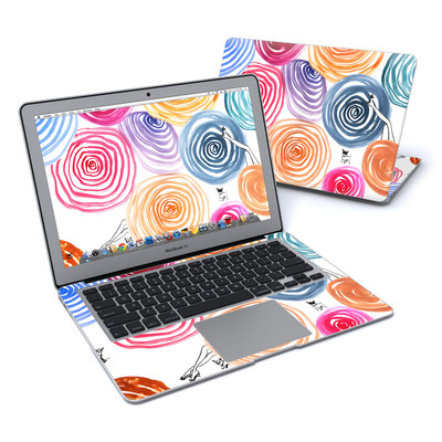 MacBook Air 13in Skin - New Circle