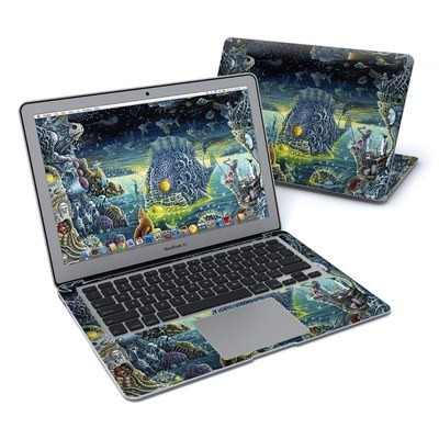 MacBook Air 13in Skin - Night Trawlers