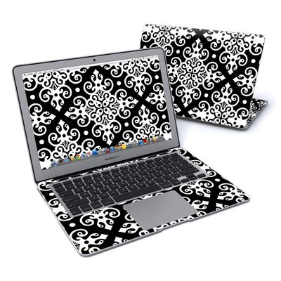 MacBook Air 13in Skin - Noir