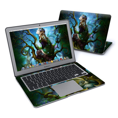 MacBook Air 13in Skin - Nightshade Fairy