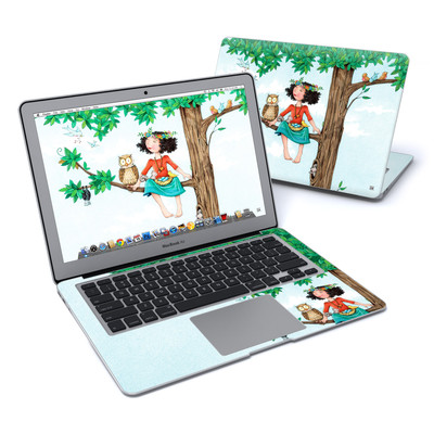 MacBook Air 13in Skin - Never Alone