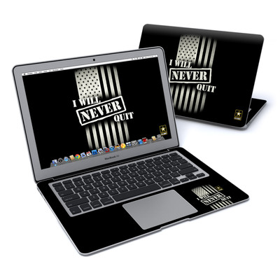 MacBook Air 13in Skin - Never Quit
