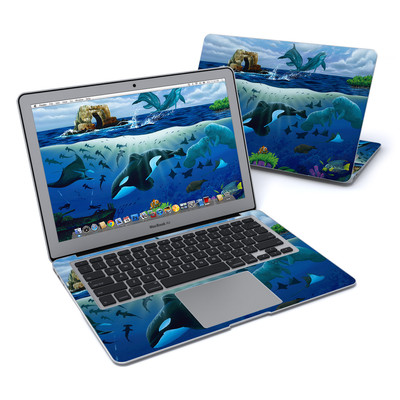 MacBook Air 13in Skin - Oceans For Youth