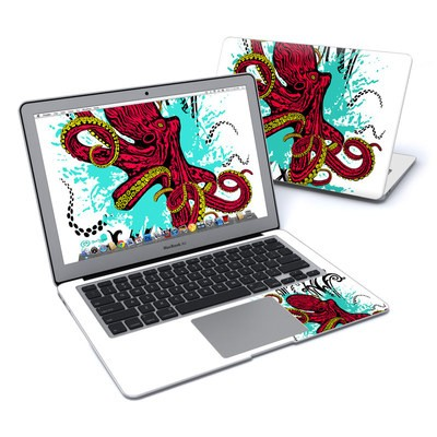 MacBook Air 13in Skin - Octopus
