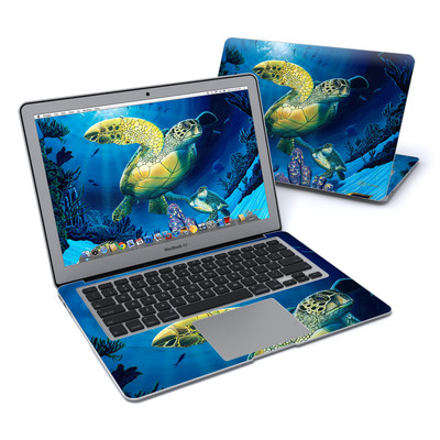 MacBook Air 13in Skin - Ocean Fest