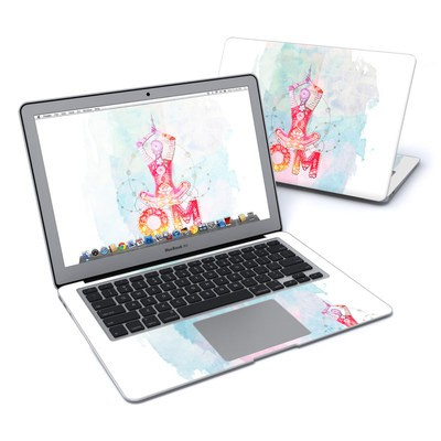MacBook Air 13in Skin - Om Spirit