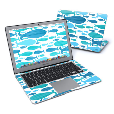 MacBook Air 13in Skin - Ocean Rain