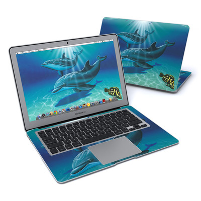 MacBook Air 13in Skin - Ocean Serenity