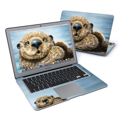 MacBook Air 13in Skin - Otter Totem