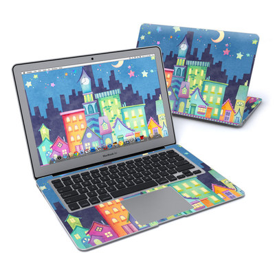 MacBook Air 13in Skin - Our Town