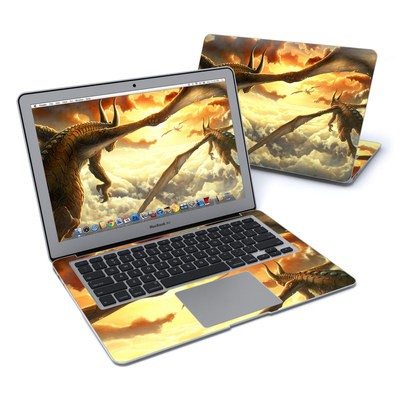 MacBook Air 13in Skin - Over the Clouds