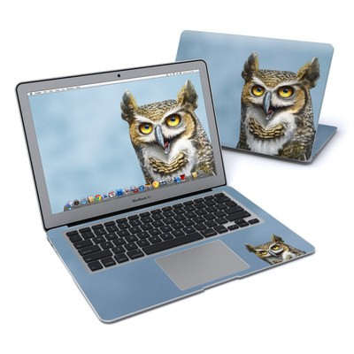 MacBook Air 13in Skin - Owl Totem