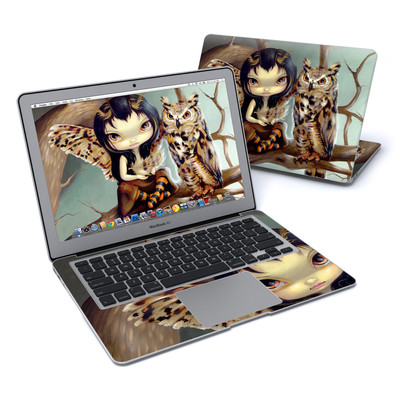 MacBook Air 13in Skin - Owlyn