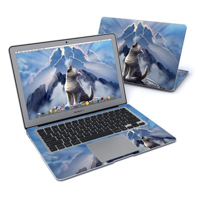 MacBook Air 13in Skin - Leader of the Pack