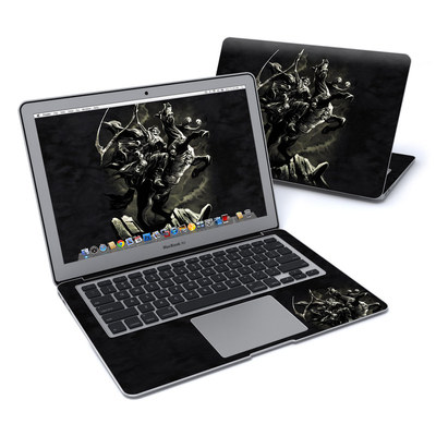 MacBook Air 13in Skin - Pale Horse
