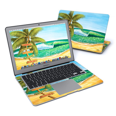 MacBook Air 13in Skin - Palm Signs