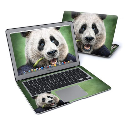 MacBook Air 13in Skin - Panda Totem