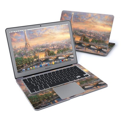 MacBook Air 13in Skin - Paris City of Love