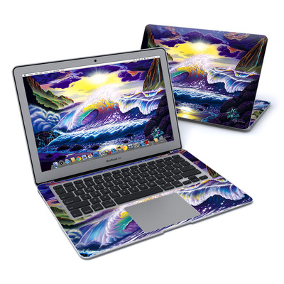 MacBook Air 13in Skin - Passion Fin