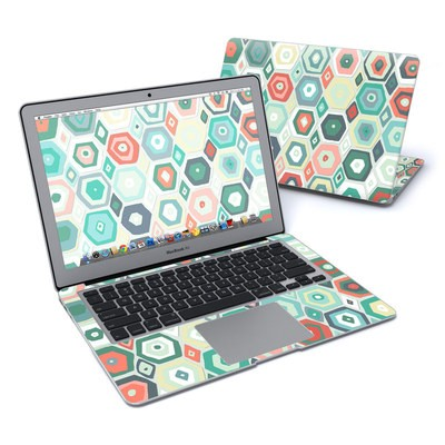 MacBook Air 13in Skin - Pastel Diamond