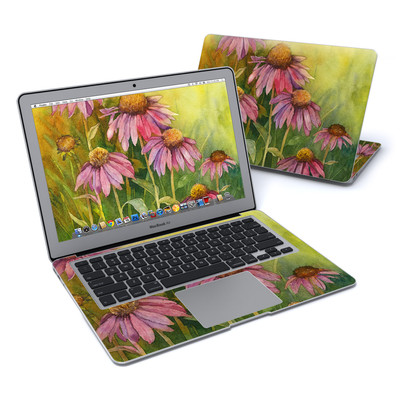 MacBook Air 13in Skin - Prairie Coneflower