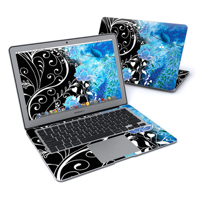 MacBook Air 13in Skin - Peacock Sky